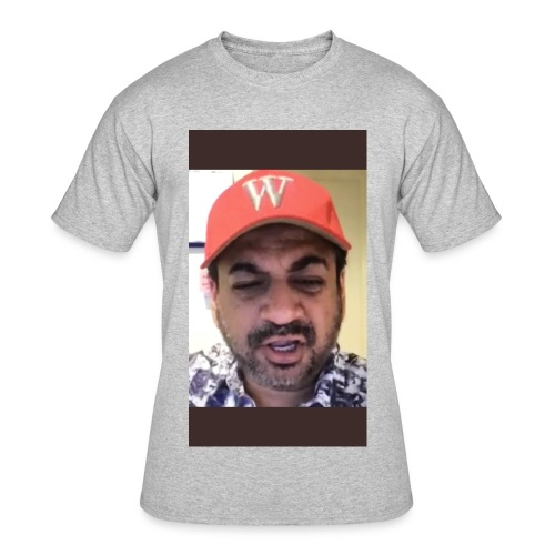 MASTER NAVI - Men's 50/50 T-Shirt