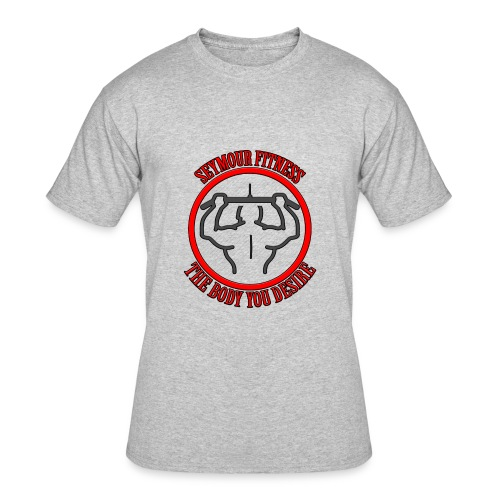 Logo 4 - Men's 50/50 T-Shirt