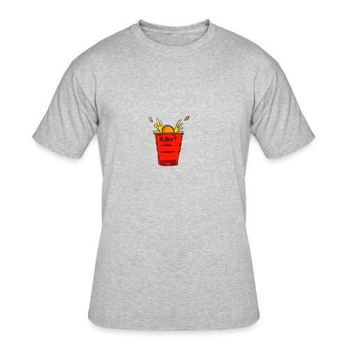Beer pong - Men's 50/50 T-Shirt