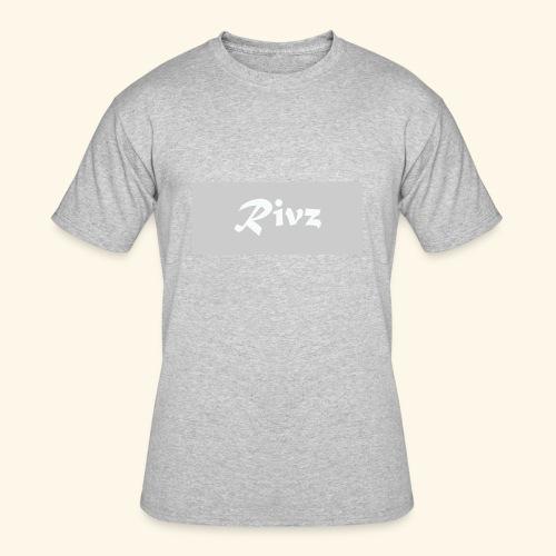 Rivz - Men's 50/50 T-Shirt