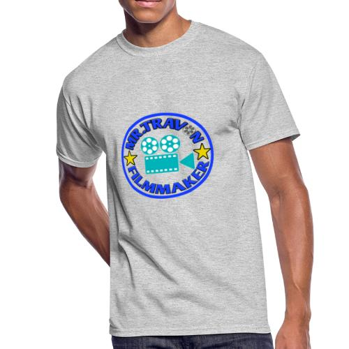 Mr.Travon Logo - Men's 50/50 T-Shirt