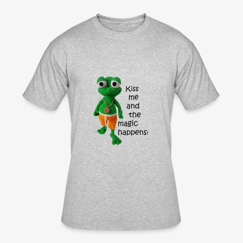 Frog prince - Men's 50/50 T-Shirt