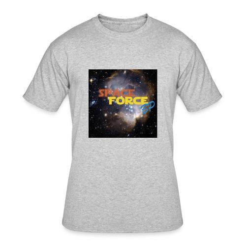 Space Force BP Mach Up 2 - Men's 50/50 T-Shirt
