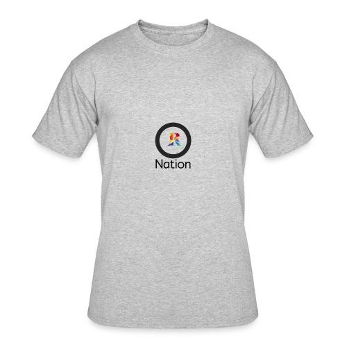 Reaper Nation - Men's 50/50 T-Shirt