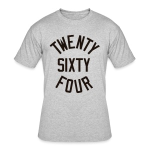 Twenty Sixty Four - Men's 50/50 T-Shirt