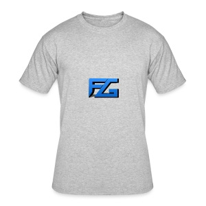 Freeze Gaming Logo - Men's 50/50 T-Shirt