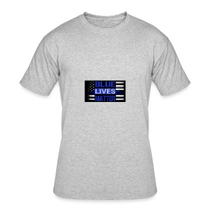 blue-lives-matter-membership-1-1024x538 - Men's 50/50 T-Shirt