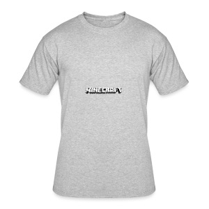 Mincraft MERCH - Men's 50/50 T-Shirt