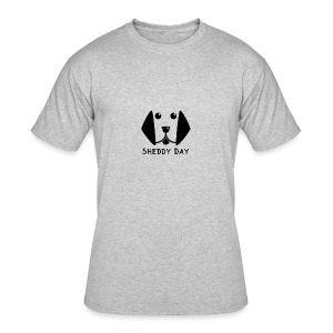 Sheddy Day - Men's 50/50 T-Shirt