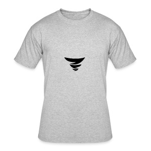 New Uprise Logo - Men's 50/50 T-Shirt