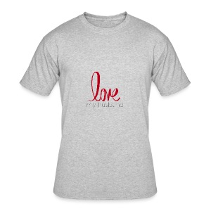 love my husband - Men's 50/50 T-Shirt