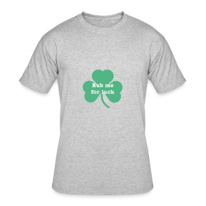 Rub me for luck - Men's 50/50 T-Shirt