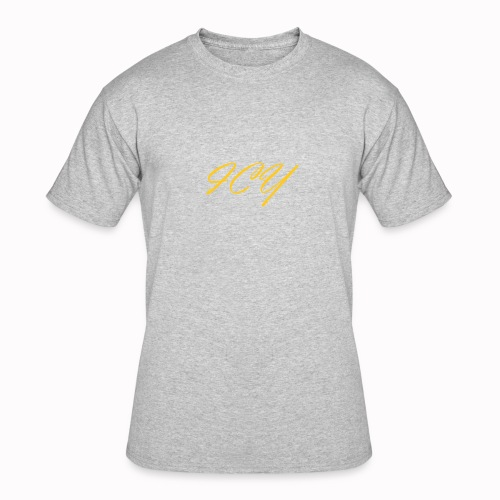 ICY - Men's 50/50 T-Shirt