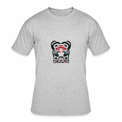 Eager Beaver - Men's 50/50 T-Shirt