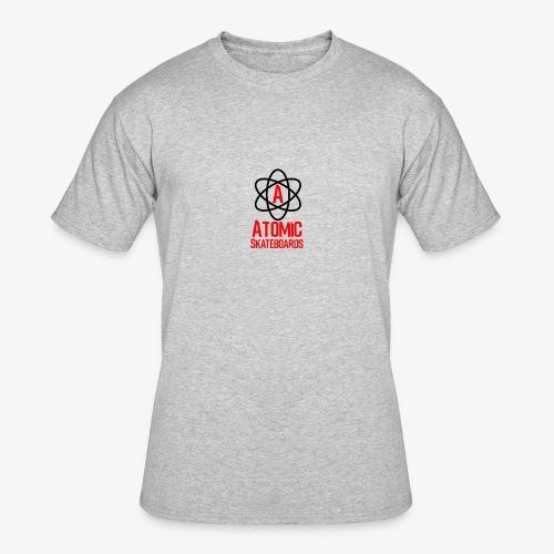 Atom - Men's 50/50 T-Shirt