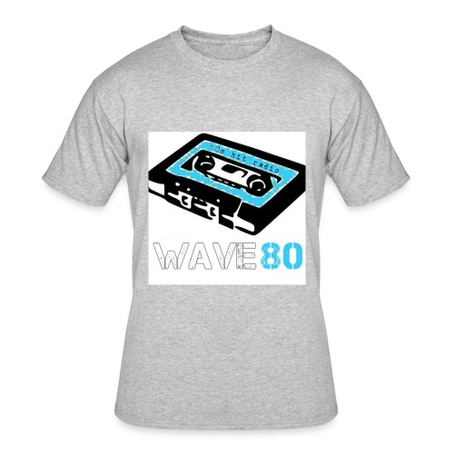 Alt Logo - Men's 50/50 T-Shirt