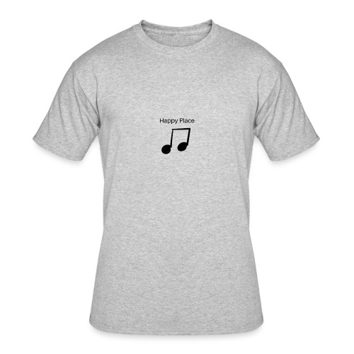 6A61FEA8 23DB 4515 9FA4 02095AA73093 - Men's 50/50 T-Shirt