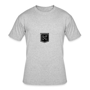 KODAK LOGO - Men's 50/50 T-Shirt