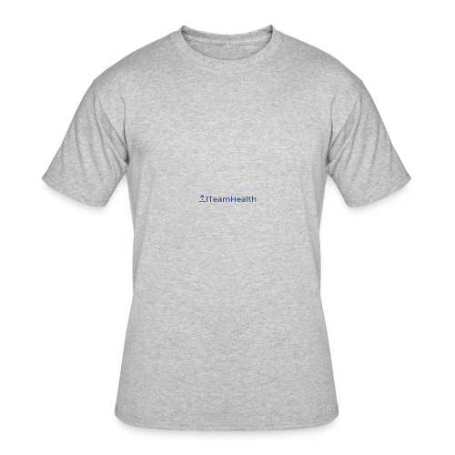 1TeamHealth Simple - Men's 50/50 T-Shirt