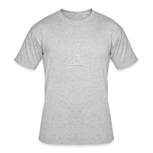 Triton Logo - Men's 50/50 T-Shirt