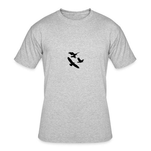 Eagle logo - Men's 50/50 T-Shirt