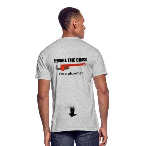 Plumber's Crack - Men's 50/50 T-Shirt