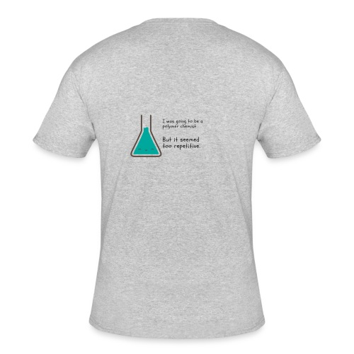 Polymer joke - Men's 50/50 T-Shirt