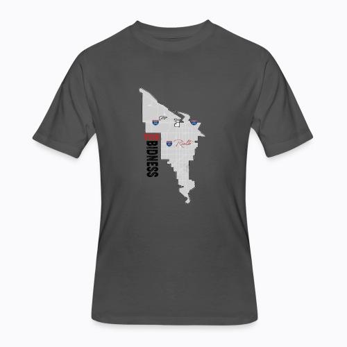 Toe Bidness - Men's 50/50 T-Shirt