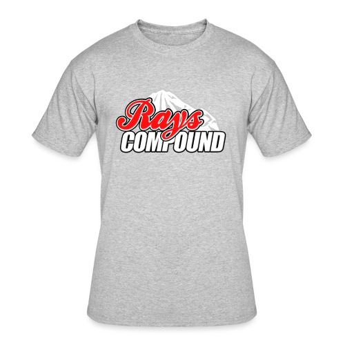Rays Compound - Men's 50/50 T-Shirt