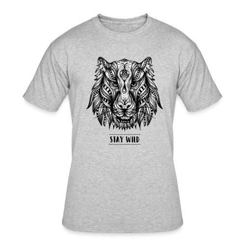 Stay Wild - Men's 50/50 T-Shirt
