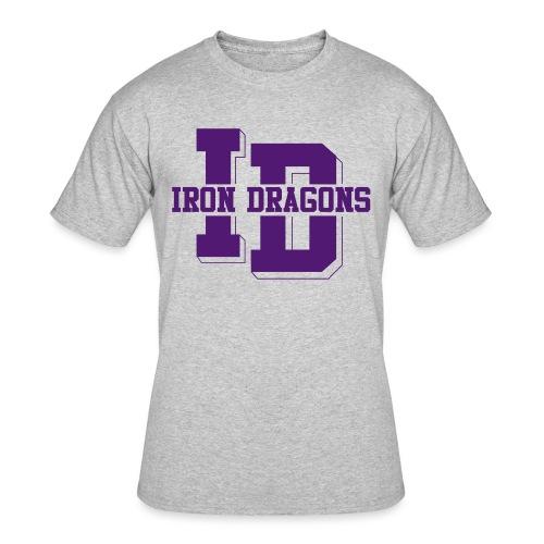 idhungary1 - Men's 50/50 T-Shirt