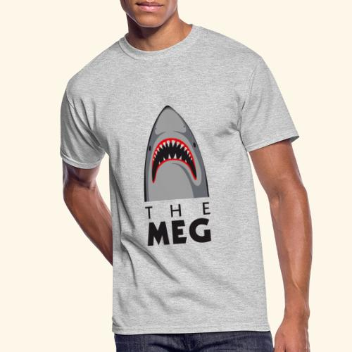 The Meg - Men's 50/50 T-Shirt
