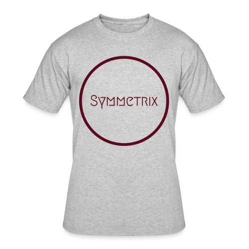 symmetrix band tshirt - Men's 50/50 T-Shirt