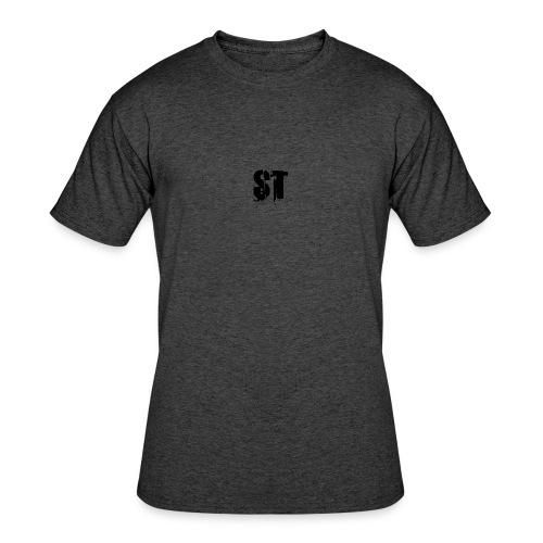 Simple Fresh Gear - Men's 50/50 T-Shirt