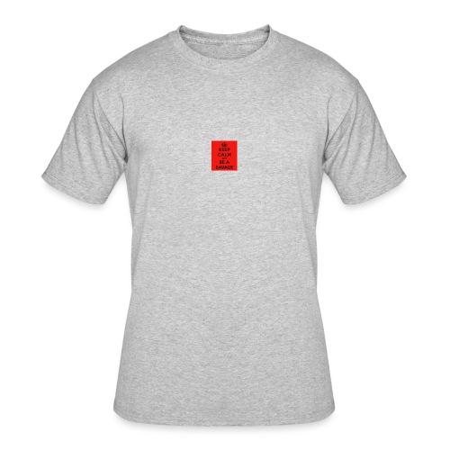 SAVAGE - Men's 50/50 T-Shirt