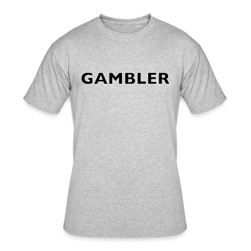 Gambler Gear - Men's 50/50 T-Shirt