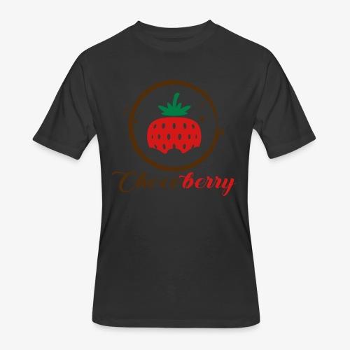 Chocoberry - Men's 50/50 T-Shirt