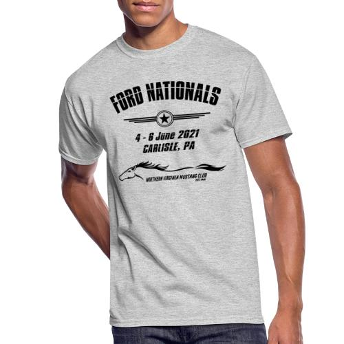 Ford Nationals 2021 - Men's 50/50 T-Shirt