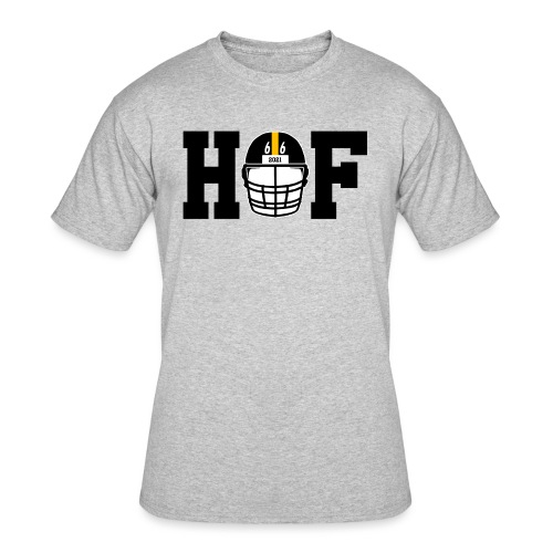 HOF 66 (On Light) - Men's 50/50 T-Shirt