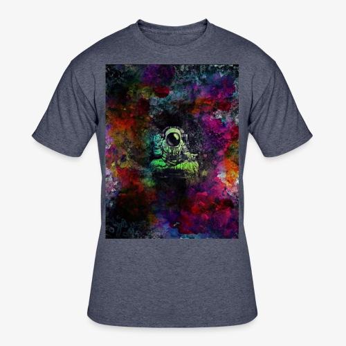 Astronaut - Men's 50/50 T-Shirt