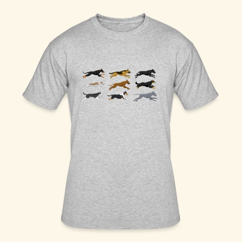 The Starting Nine - Men's 50/50 T-Shirt