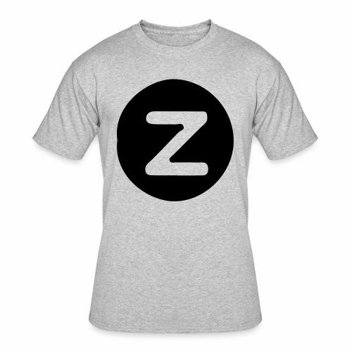 z logo - Men's 50/50 T-Shirt