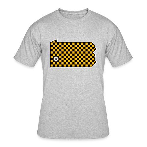 Pittsburgh Soccer - Men's 50/50 T-Shirt