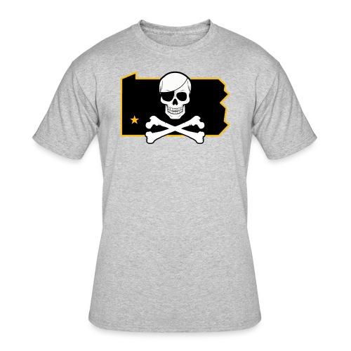 Bones PA (Sticker) - Men's 50/50 T-Shirt