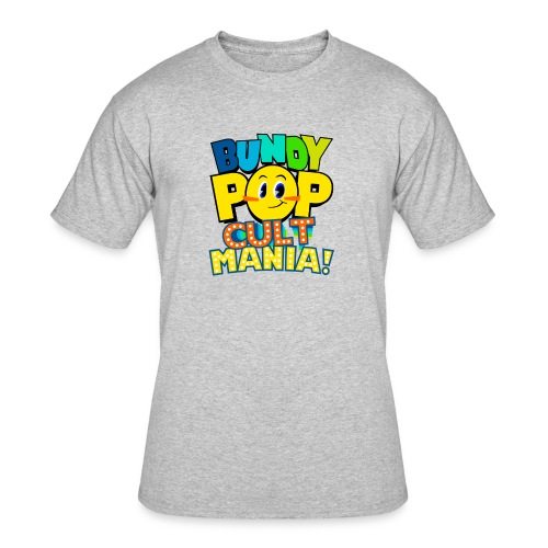 Bundy Pop Main Design - Men's 50/50 T-Shirt