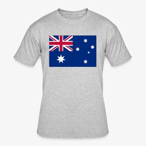 Bradys Auzzie prints - Men's 50/50 T-Shirt