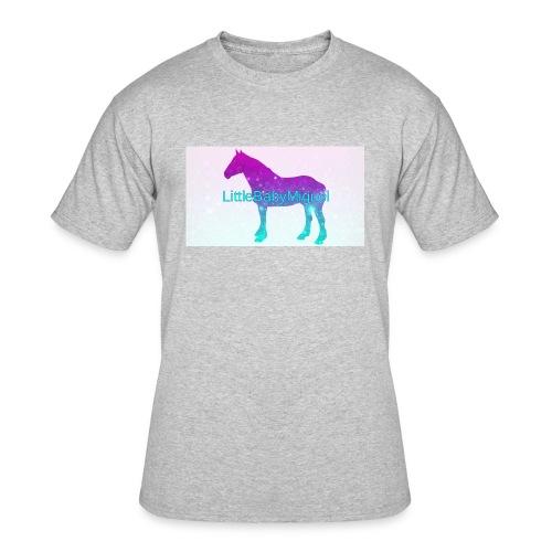 LittleBabyMiguel Products - Men's 50/50 T-Shirt