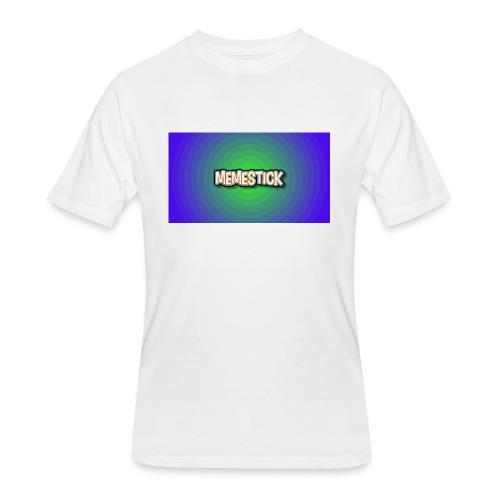 memestick symbol - Men's 50/50 T-Shirt