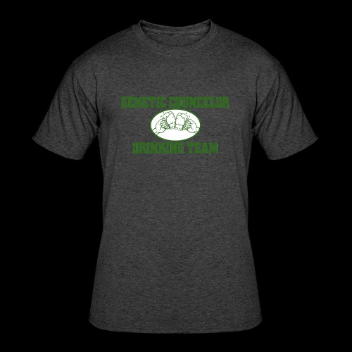 genetic counselor drinking team - Men's 50/50 T-Shirt