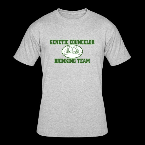 genetic counselor drinking team - Men's 50/50 T-Shirt